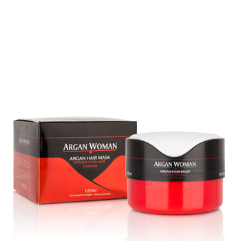 Argan Oil Hair Mask, 120ml