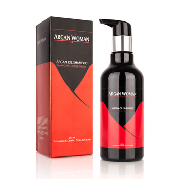 Argan Oil Shampoo, 250ml
