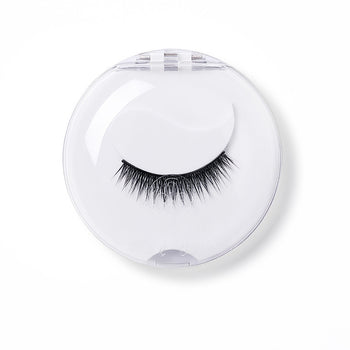 """Redstart"" Short Light Volume False Eyelashes"