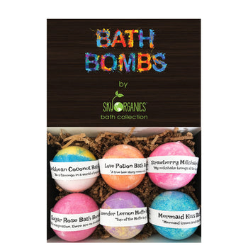 Sweet Touch Bath Bombs Assorted Set - Adults