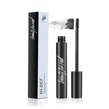 Hi-Def Waterproof Volumizing Mascara - Black