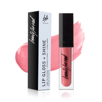 Plumping Lip Gloss w/ LED Light + Mirror