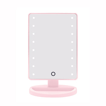 LED Light Makeup Mirrors with Touch Sensor