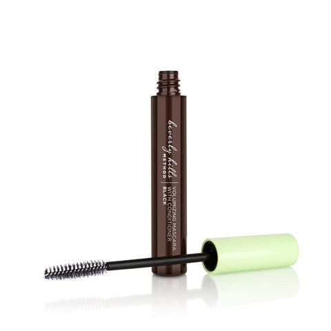 Mascara with Lash Growth Enhancer - Dark Brown
