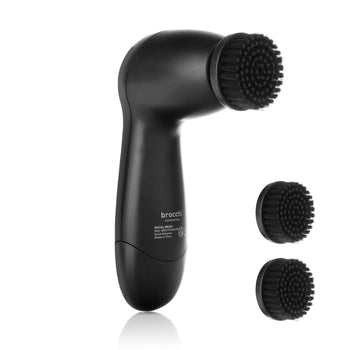Deep Cleansing Facial Brush System for Men
