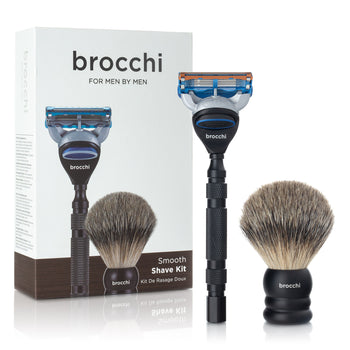 Smooth Shave Kit for Men