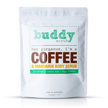 Coffee & Mandarin Body Scrub