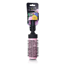 Ceramic Barrel Round Brush - Blush Pink/Black (3 Sizes)