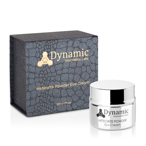 24K Gold & Meteorite Powder Firming Eye Cream