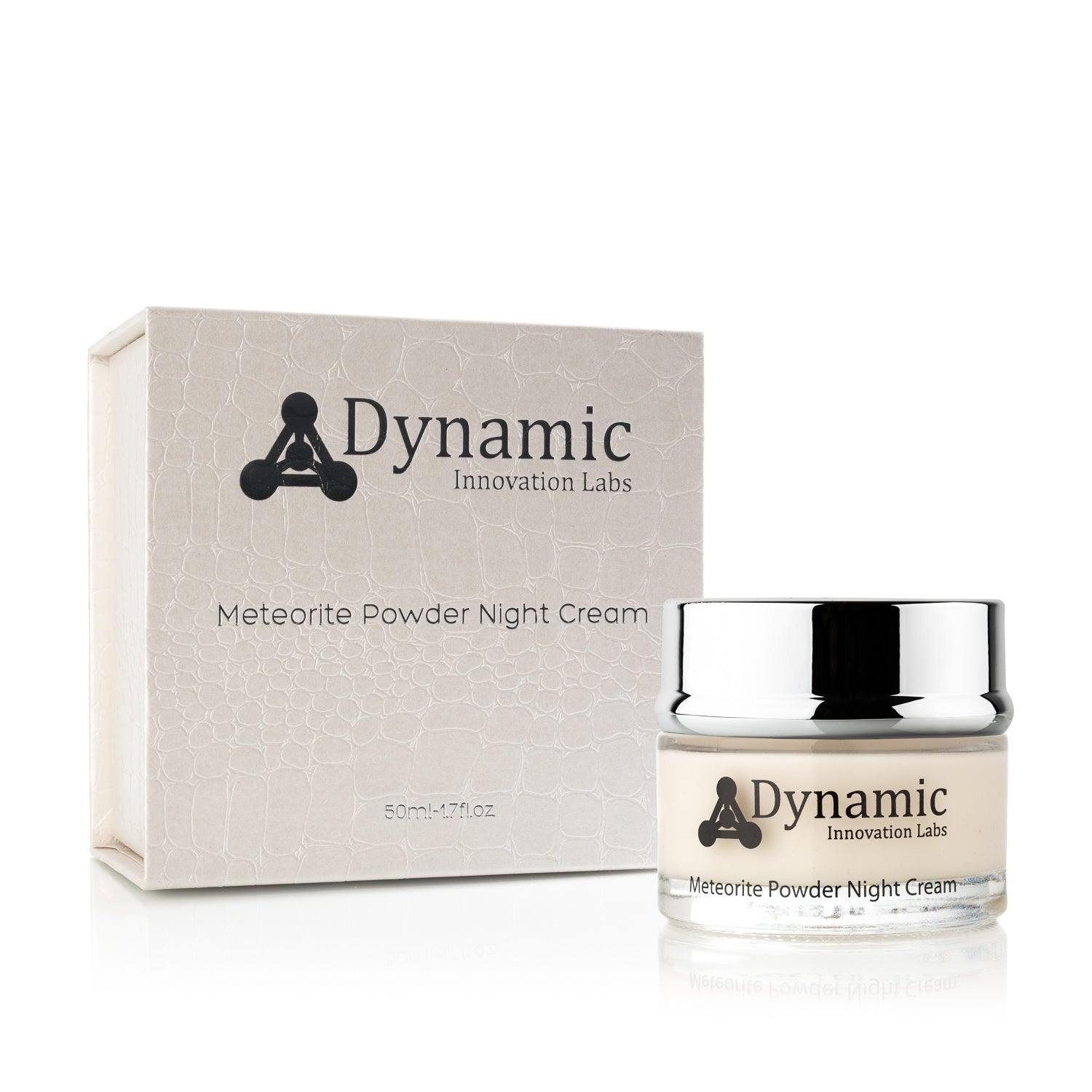 DYNAMIC INNOVATION - 24k Gold Meteorite Powder Cell Regenerating Night Cream