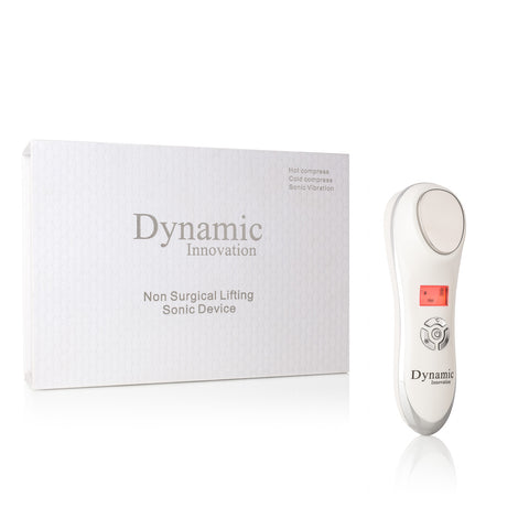 Digital Non-Surgical Anti-Aging Sonic Lifting & Pore Shrinking Device