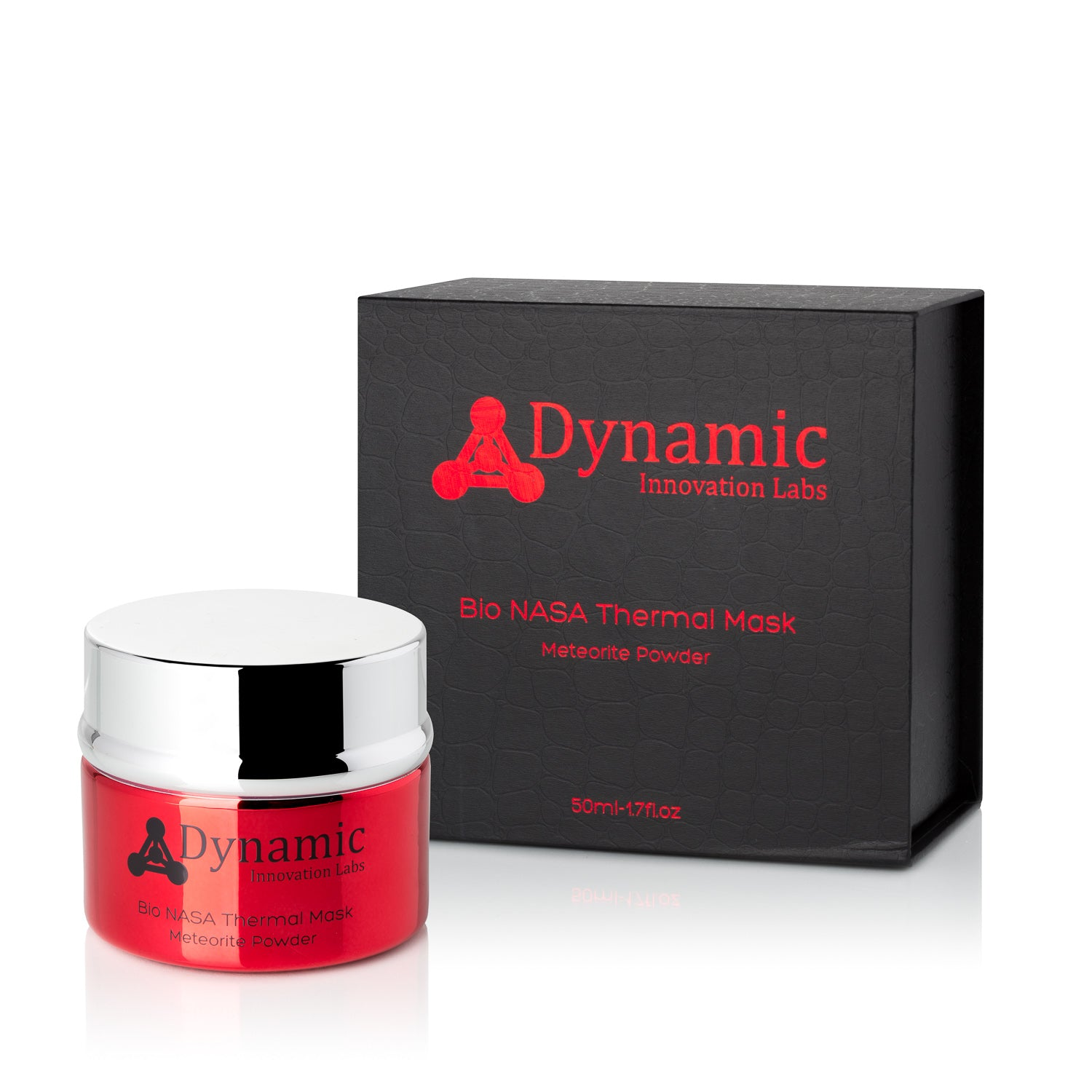 DYNAMIC INNOVATION - Bio NASA Thermal Pore Cleansing Mask with Meteorite Powder Infusion