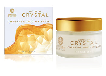 Drops of Crystal Cashmere Touch Youth Activator Cream