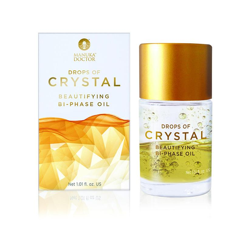 MANUKA DOCTOR - Drops of Crystal Beautifying Bi-Phase Oil