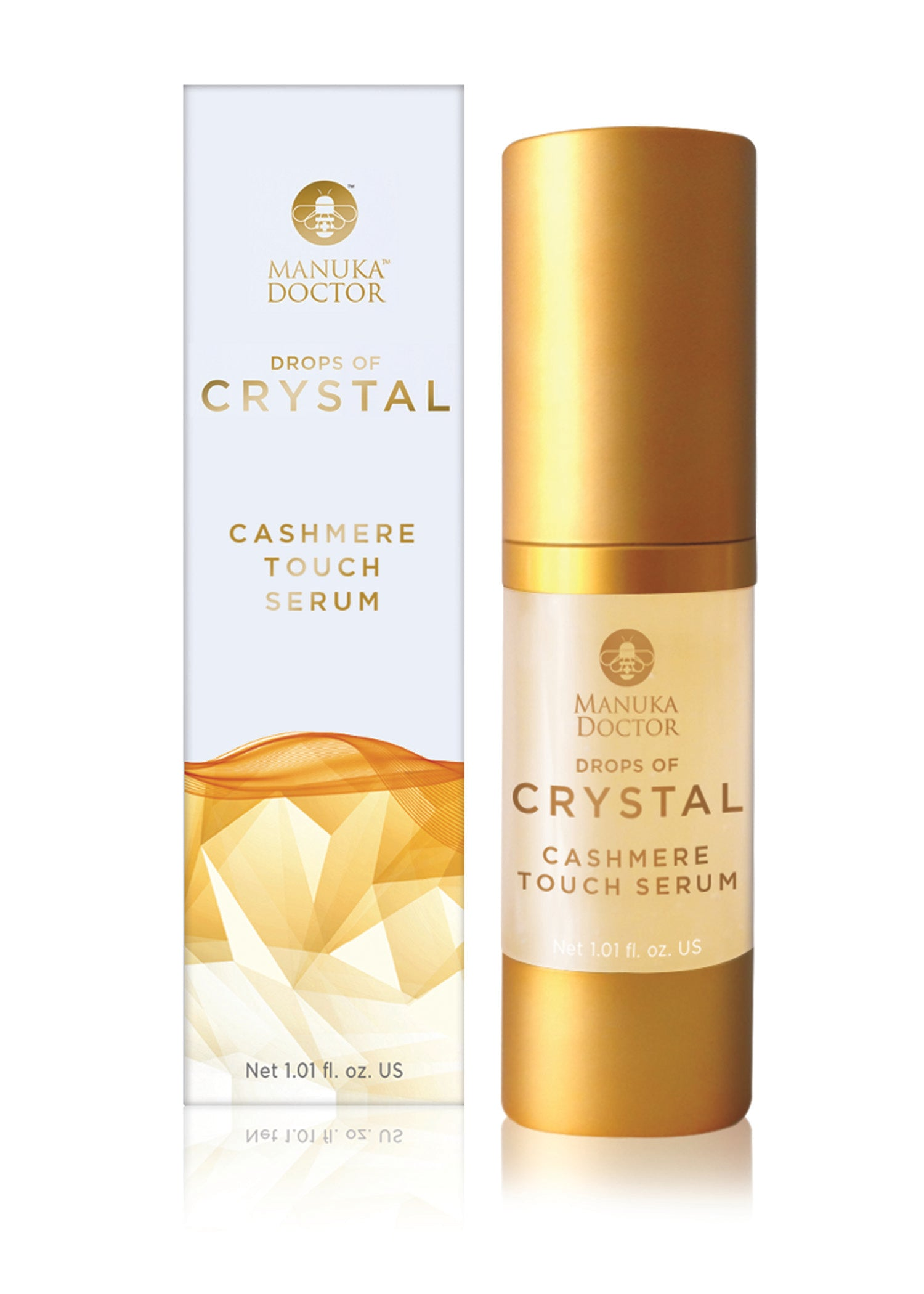 Manuka Doctor - Drops of Crystal Cashmere Touch Serum