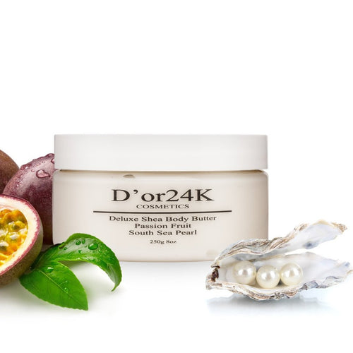Body Butter Passion Fruit