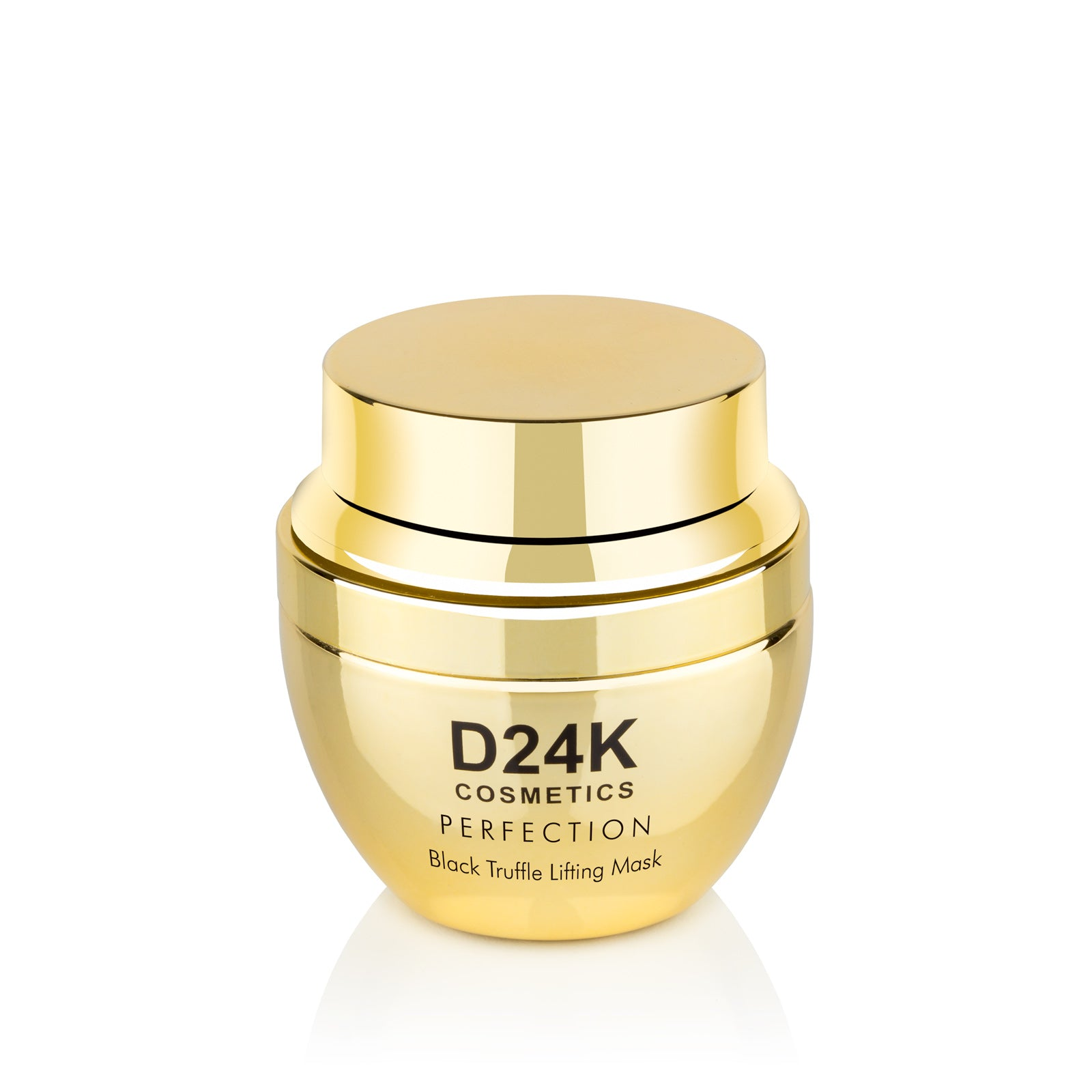 D24K by D'OR - Perfection Lifting Mask with Black Truffle & Black Pearl