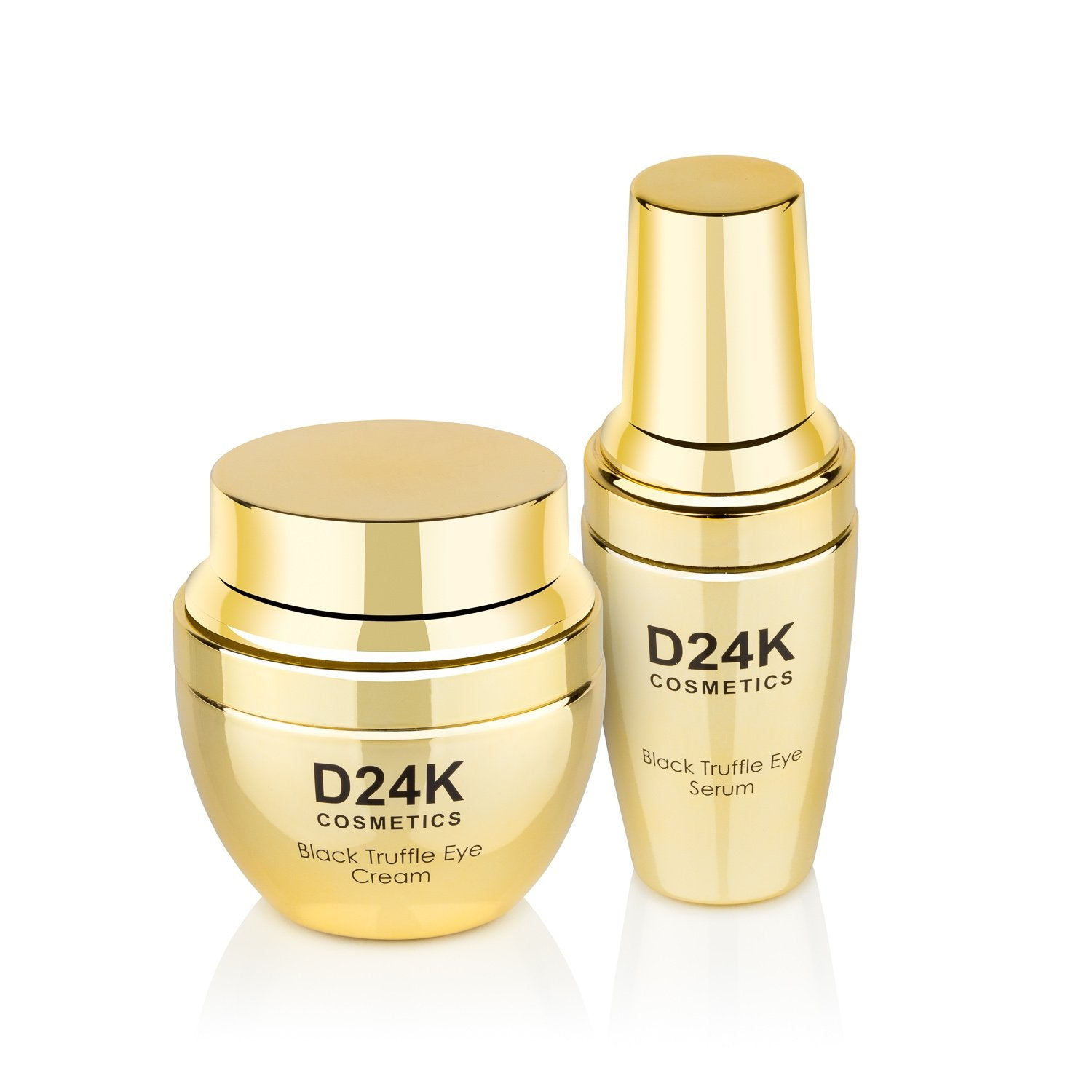 "D24K - ""Golden Eyes"" Black Truffle & Gold Infused Eye Care Gift Set"