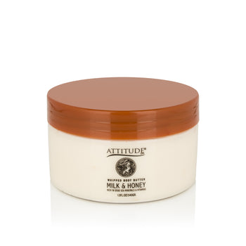 Milk & Honey Whipped Rich Body Butter