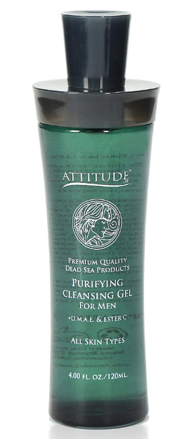 ATTITUDE - Purifying Gel with Aloe Vera and Salicylic Acid for Problem Skin
