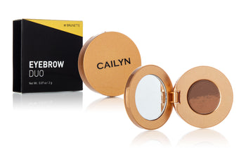 Two-Shade Eyebrow Powder Compact