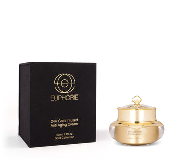 24K Gold Infused Reinvigorating Anti-Aging Cream