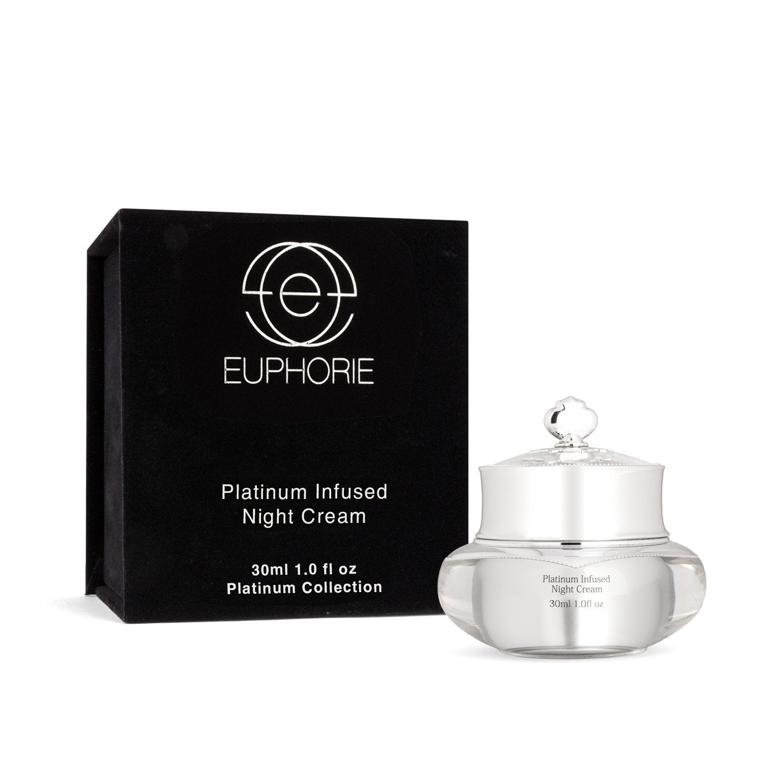 EUPHORIE - Platinum Infused  Rejuvenating Night Cream