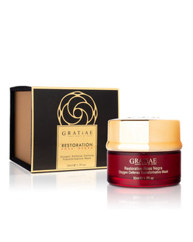 Exotic Rose of Jericho Transformative Night Mask