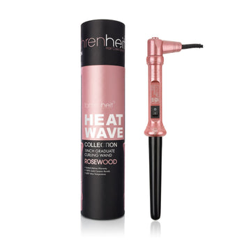 "Limited-Edition Pearl Infused 1"" Graduated Curling Wand"