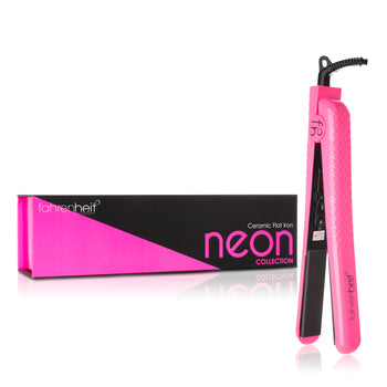 "1.25"" Turbo Speed Neon Collection Flat Iron"