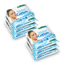 100% Cotton Micellar Water Makeup Removal Wipes 25ct