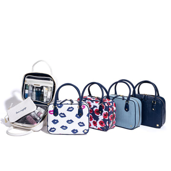 Beauty on the Go: Voyager Travel Set - 4Pcs OR Wanderluster Travel Set - 6Pcs