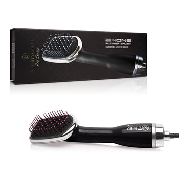 2 in 1 Blower Brush - Blow Dryer & Straightening Brush