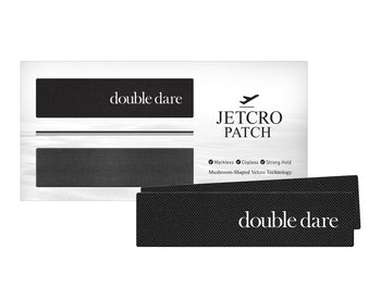 Jetcro Hair Holder Patch (2pcs)
