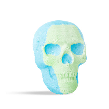 Skull-Shaped Scented Handmade Bath Bombs