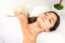 Neck Lift Collagen Crystal Facial Mask