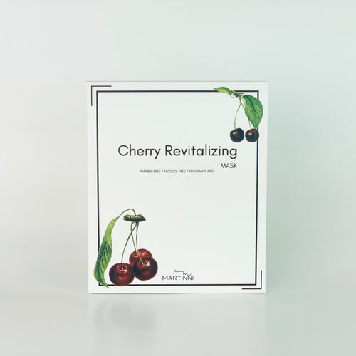 Cherry Revitalizing Mask