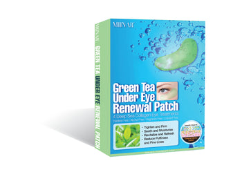 4-in-1 Deep Sea Green Tea Collagen Eye Renewal Patches