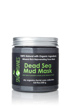 Organic Purifying Dead Sea Mud Mask