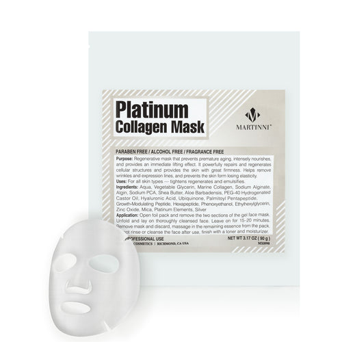 Platinum Collagen Facial Mask
