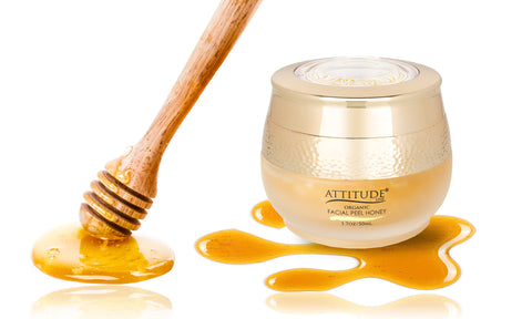 Organic Honey Purifying Facial Peel