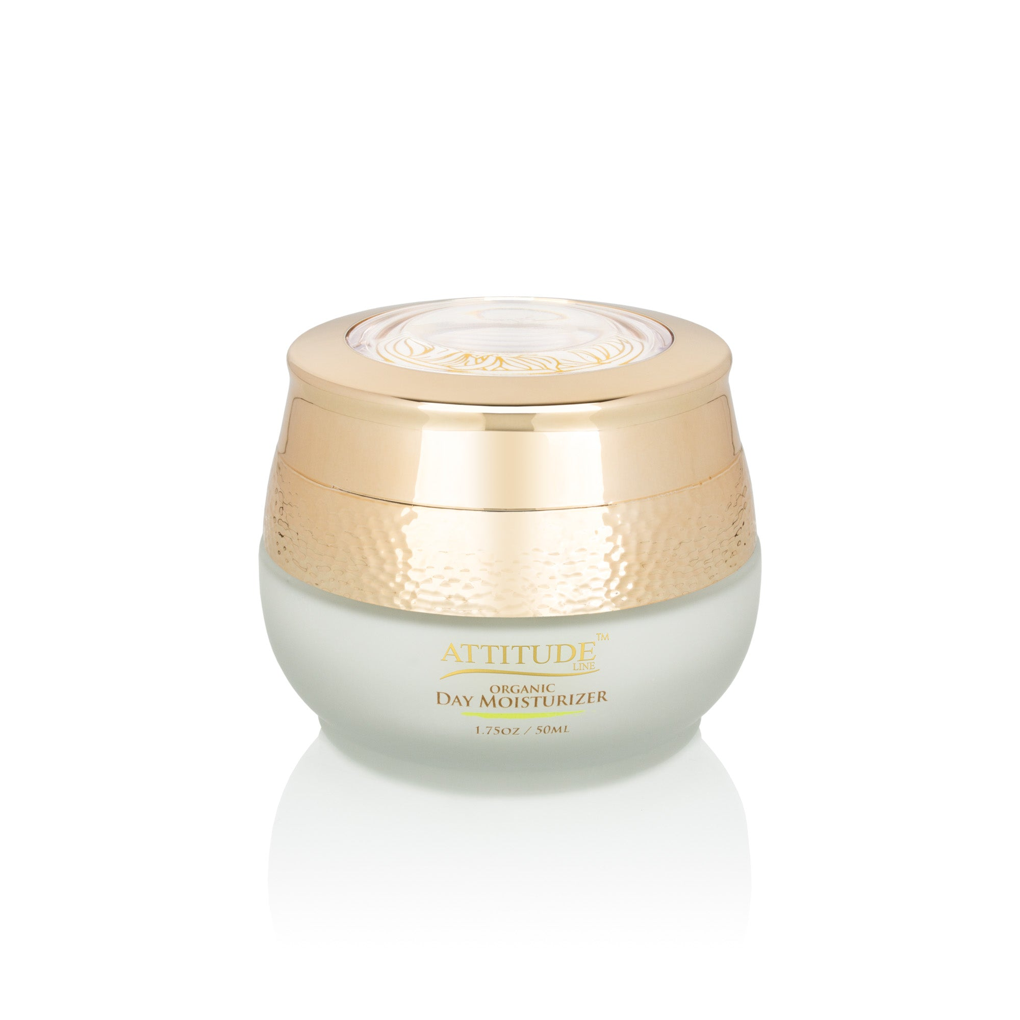 ATTITUDE - Organic Supple Skin Day Moisturizer