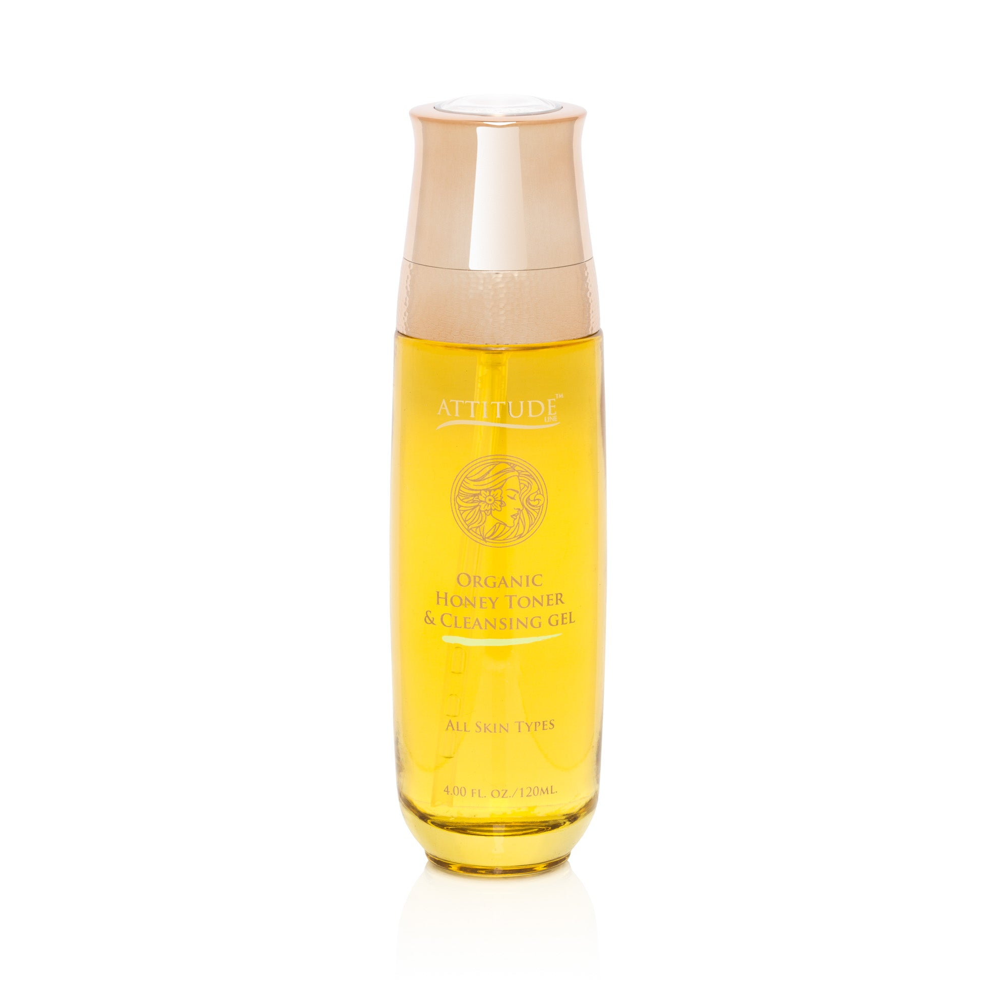 ATTITUDE - Organic Honey Toner & Cleansing Gel