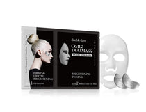 OMG! Duo Mask Set - Foil Eye Patch + Ampoule Face Mask (1 Pack or 5 Pack)