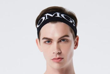 OMG! 'Man In Black' Headband