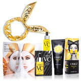 OMG! Gold 4-Piece Vitamin C Kit