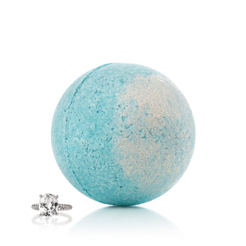 Sea Goddess Ring Bath Bomb with Luxury Ring Surprise