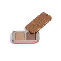 Expresso Natural Stain Brow Powder - Med/Brown