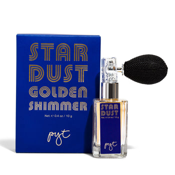 Star Dust Gold Shimmer Powder Spray for Hair & Body