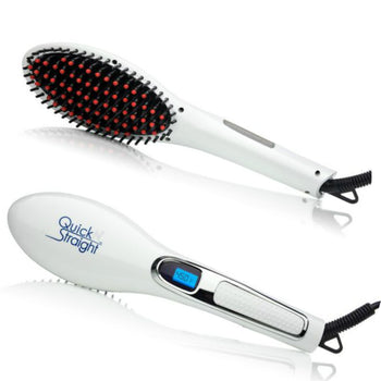 Professional Straightening Ionic Digital Hot Brush